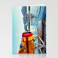 planes Stationery Cards featuring Float Planes by Shaun Lowe