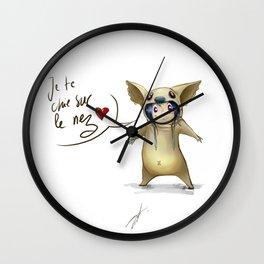 koalove Wall Clock