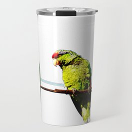 Parrot Friends Travel Mug