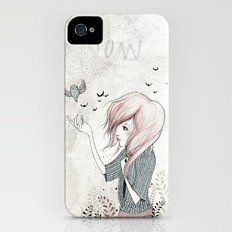 My Heart Carries Me Through Slim Case iPhone (4, 4s)