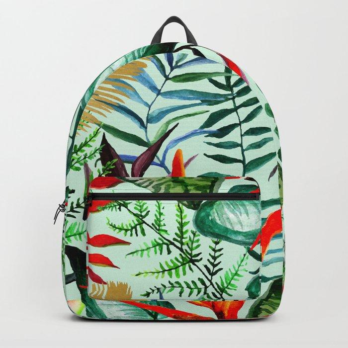 Paradise #society6 #decor #buyart Backpack