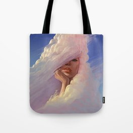Head In The Clouds - 02 Tote Bag