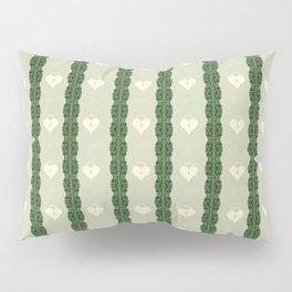 Green Locket Pillow Sham