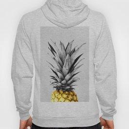 Gray and golden pineapple Hoody