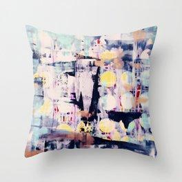 Painting No. 2 Throw Pillow