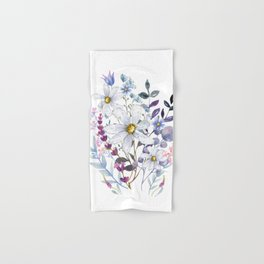 Wildflowers V Hand & Bath Towel