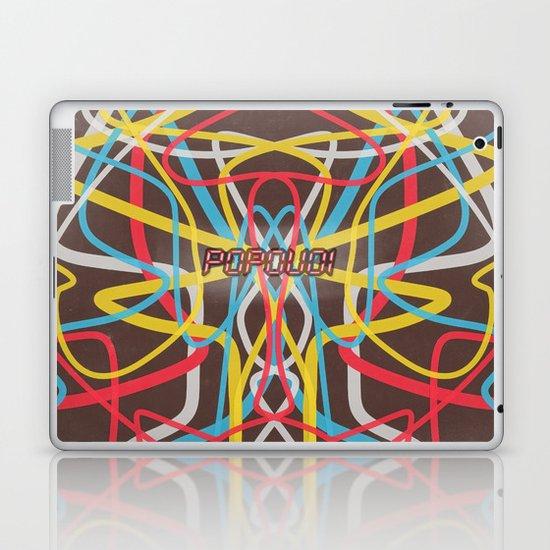 Popouoi Knox Laptop & iPad Skin