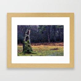 Infection Framed Art Print