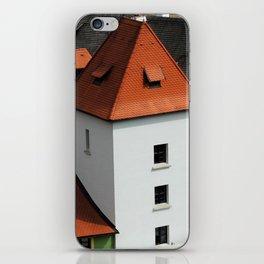 Roof tops iPhone Skin