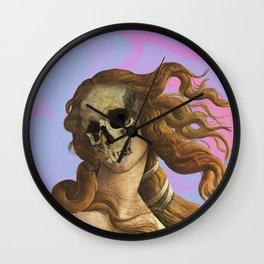Death of Venus Wall Clock