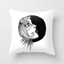 Witchhazel Throw Pillow
