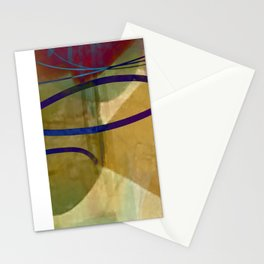 Diamonds and Pearls Stationery Cards