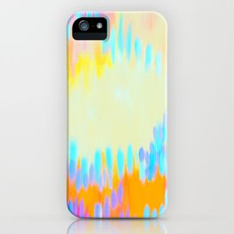 Happy Abstracts iPhone Case