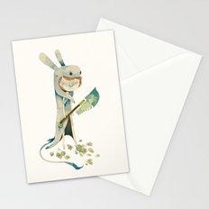 la guigne Stationery Cards