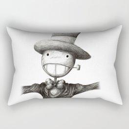 Mr. Turnip Head Rectangular Pillow