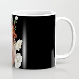 Blossoming heart Coffee Mug