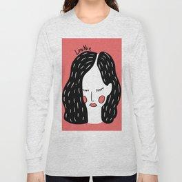Dreamer girl Long Sleeve T-shirt