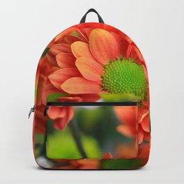 Sunflower Orange Backpack