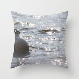 Glimmering Light Throw Pillow