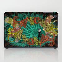 devil iPad Cases featuring Party Devil by ADIDA FALLEN ANGEL