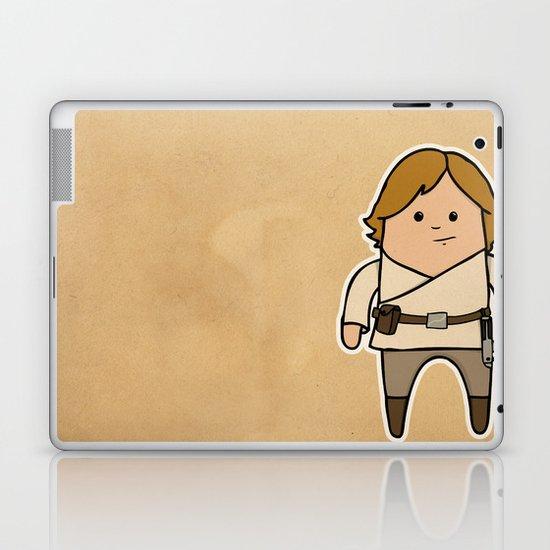 Luke Laptop & iPad Skin
