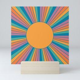 Sunshine State Mini Art Print