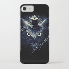 Meowl (Blue) Slim Case iPhone 7