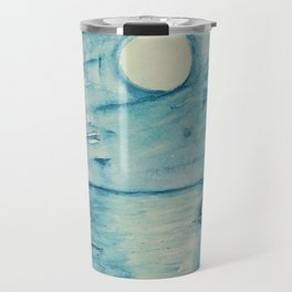 Shark sign Travel Mug