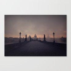 Charles Bridge Canvas Print