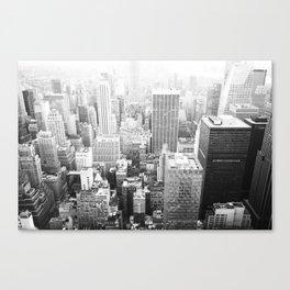 NY Minute Canvas Print