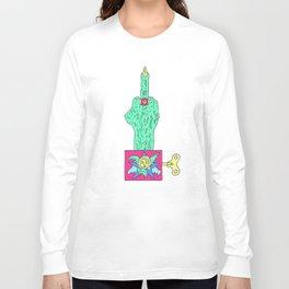 Serpent Power Print Long Sleeve T-shirt