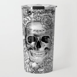 Natural Death BW Travel Mug