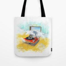 Daydream (Analog Zine) Tote Bag