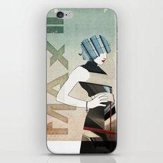 Maxii Girl iPhone & iPod Skin