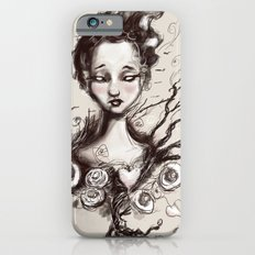 Scatter Heart iPhone 6s Slim Case