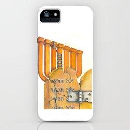 Judaism iPhone Case