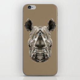 Rhino Sym iPhone Skin
