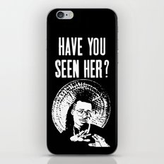 The Search for Hammer Chin iPhone & iPod Skin