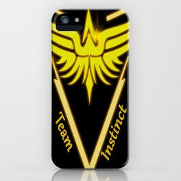 Instinct Team - Show Your Pride iPhone Case