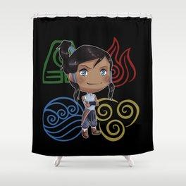 Avatar Korra Shower Curtain
