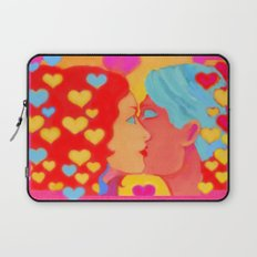 Forms of Love FemaleMale Laptop Sleeve