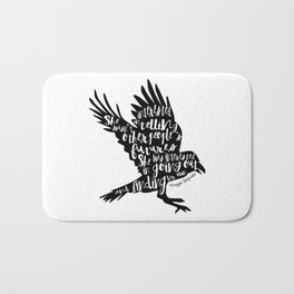 Other People's Futures - The Raven Boys Bath Mat