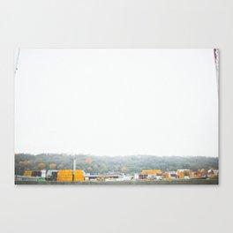 shipping I Canvas Print