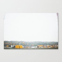 shipping I Canvas Print