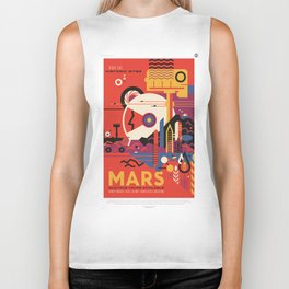 Mars Tour : Space Galaxy Biker Tank
