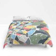 Austin Texas. Comforters