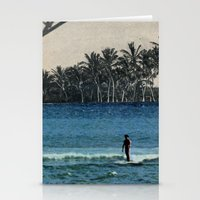 aloha Stationery Cards featuring Aloha by cause defect