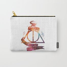 galaxy deadly hollow Carry-All Pouch