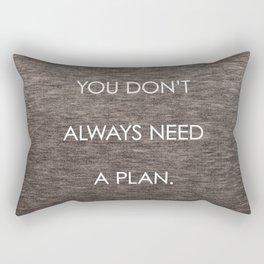 Plan Rectangular Pillow