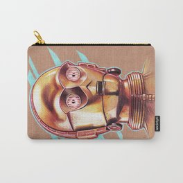 Golden Robot C3PO Carry-All Pouch
